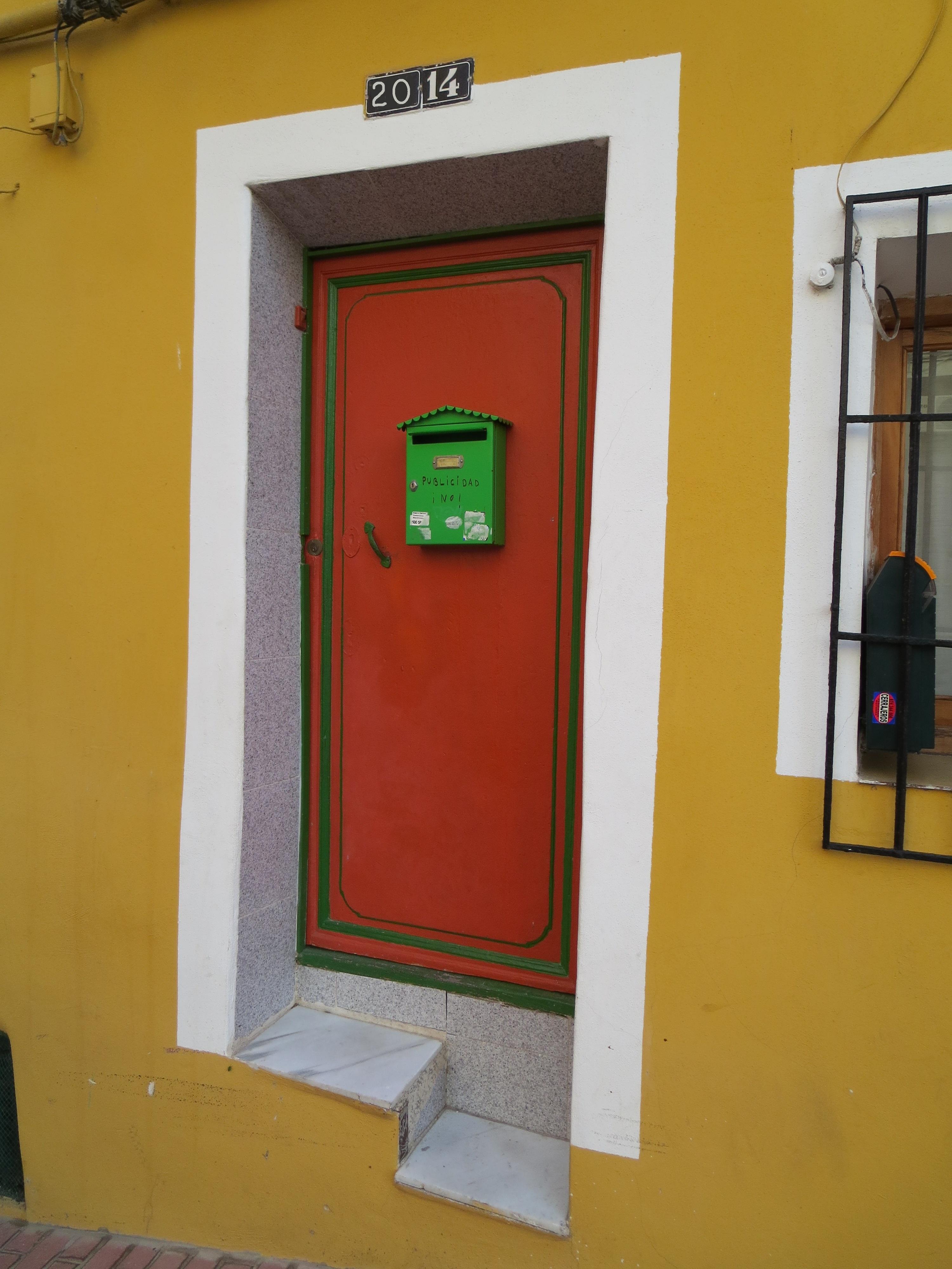 Detär dags att stänga dörren u2026 Ama de casa