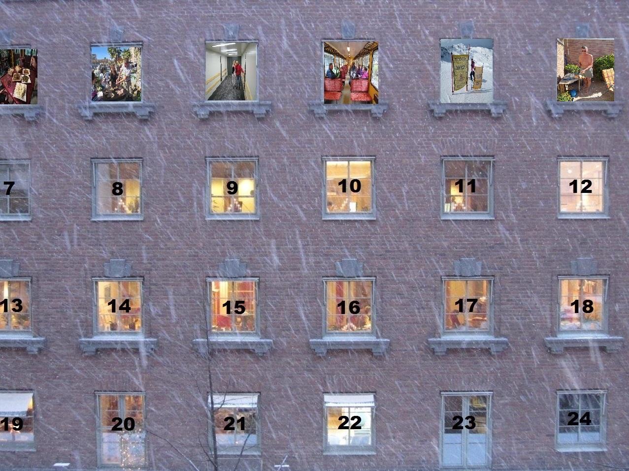 Kalender lucka 6